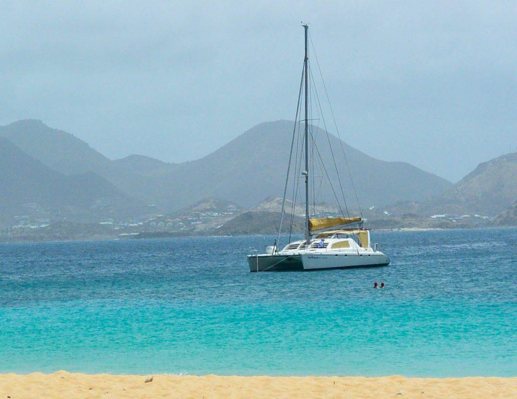 st maarten catamaran excursions