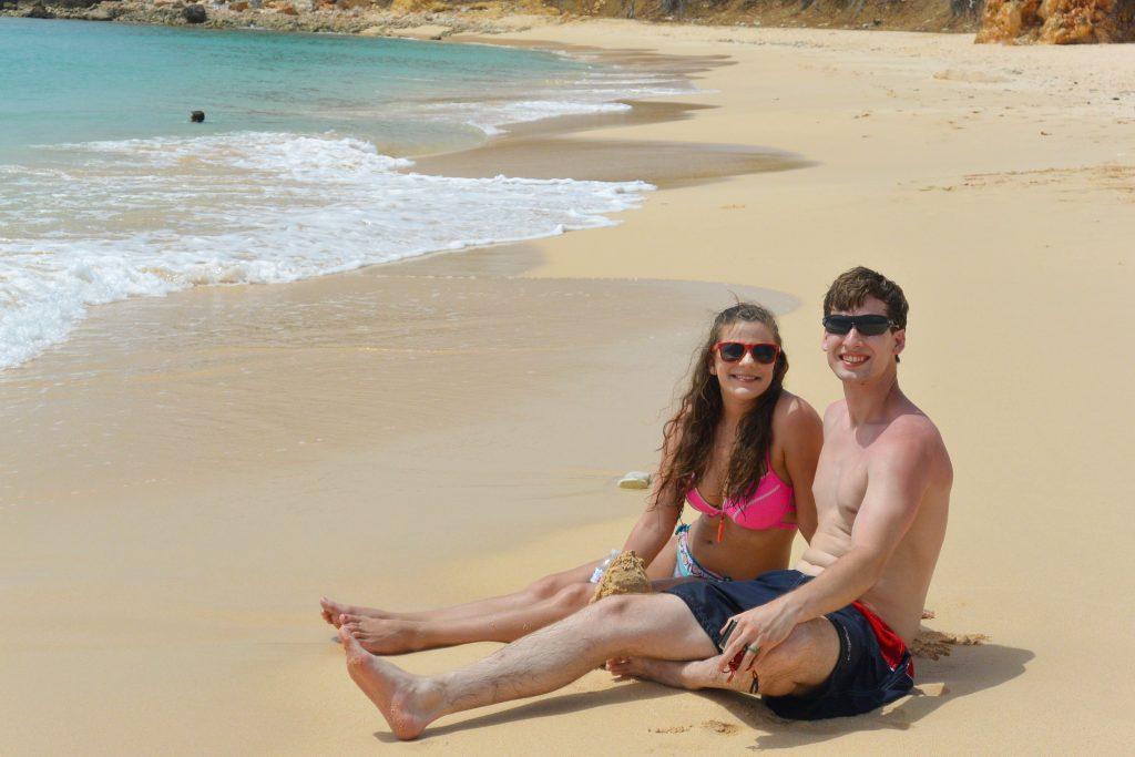 st maarten catamaran and beach tours