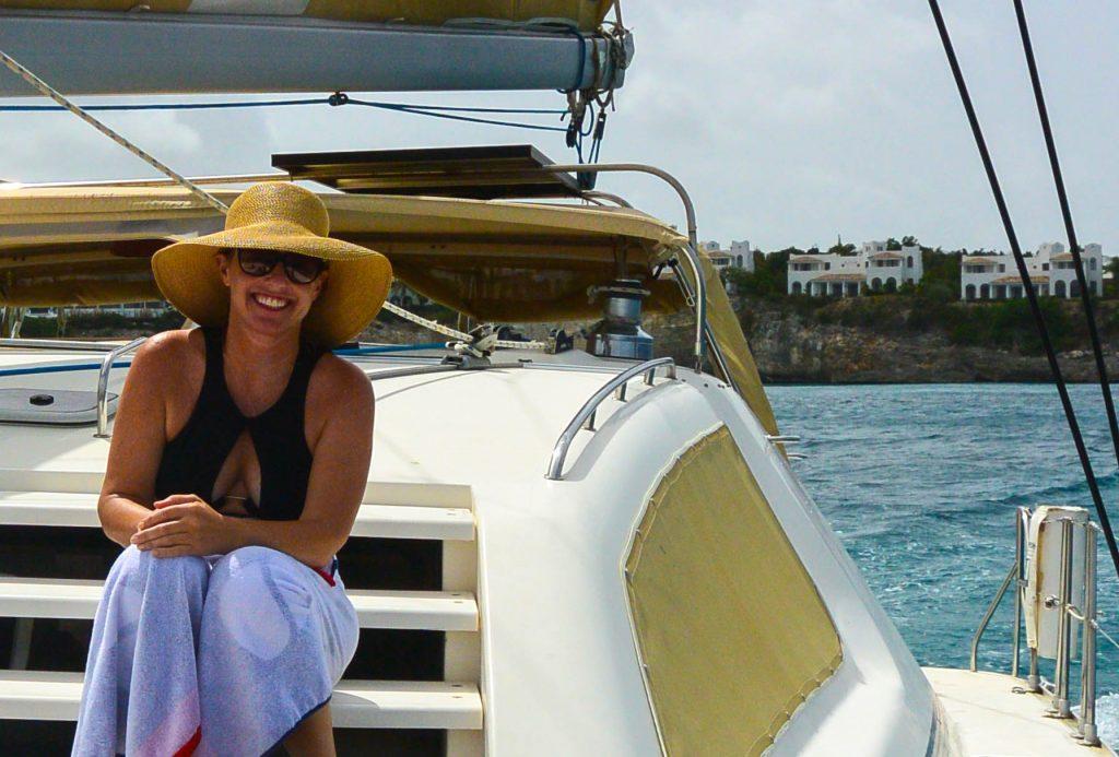 st maarten catamaran snorkeling and beach tours