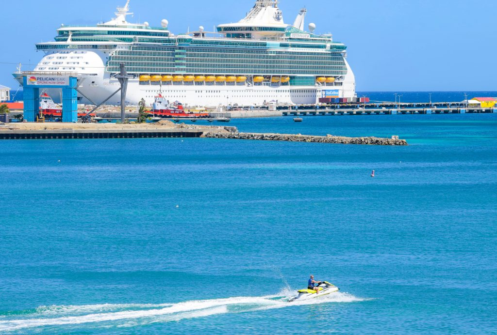 St Maarten waverunner rental Great Bay