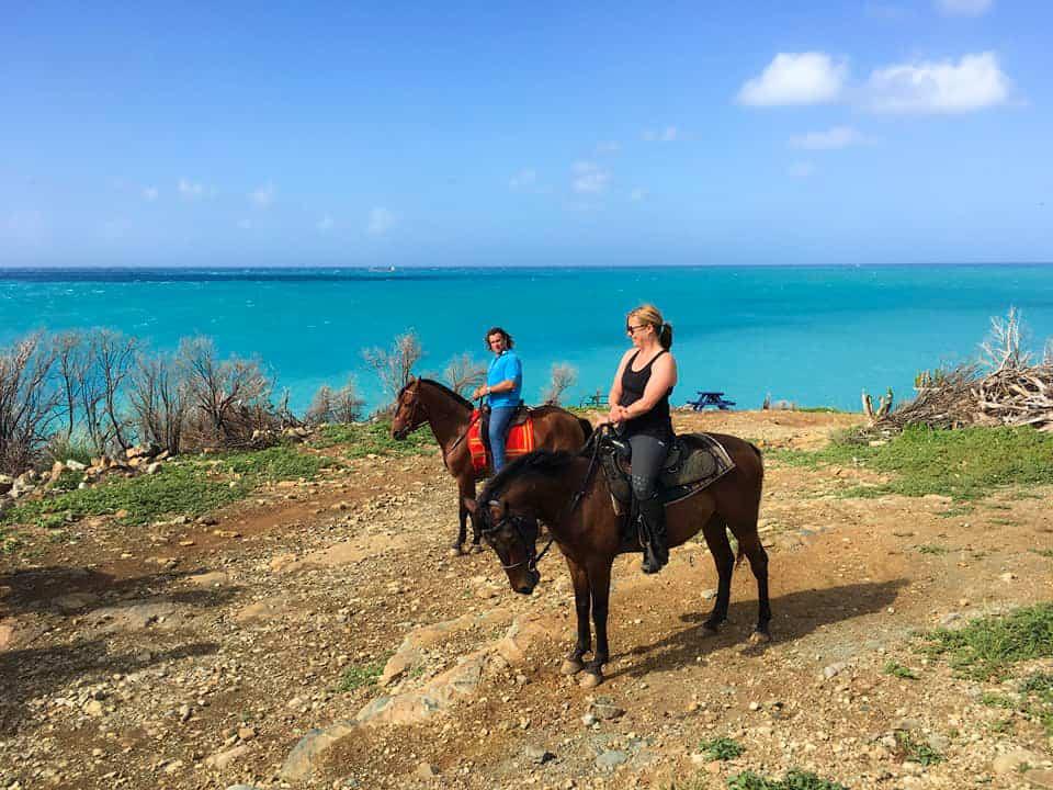 St Maarten Horseback Rides