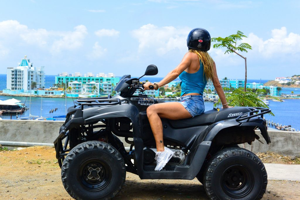 ATV Tours St Maarten excursions