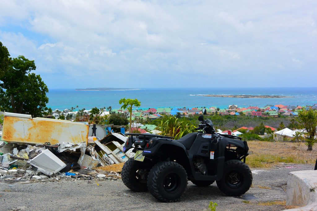 St Maarten excursions ATV Beach Tours