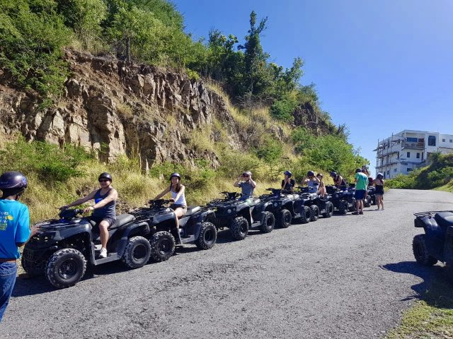 ATV Island Tours St Maarten excursions