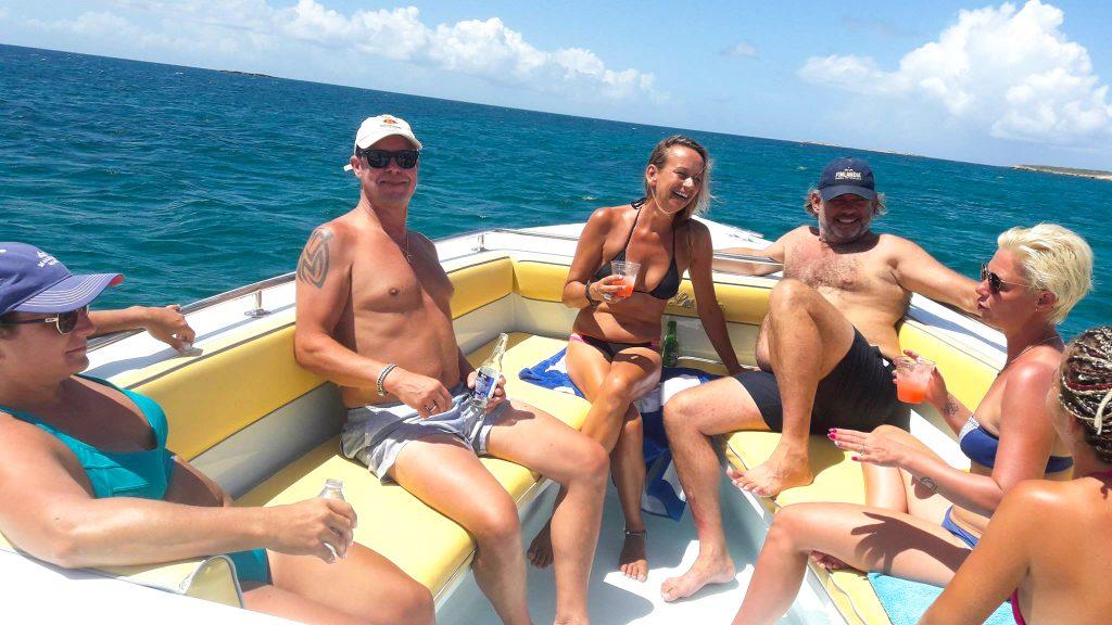 st maarten three island snorkeling excursions