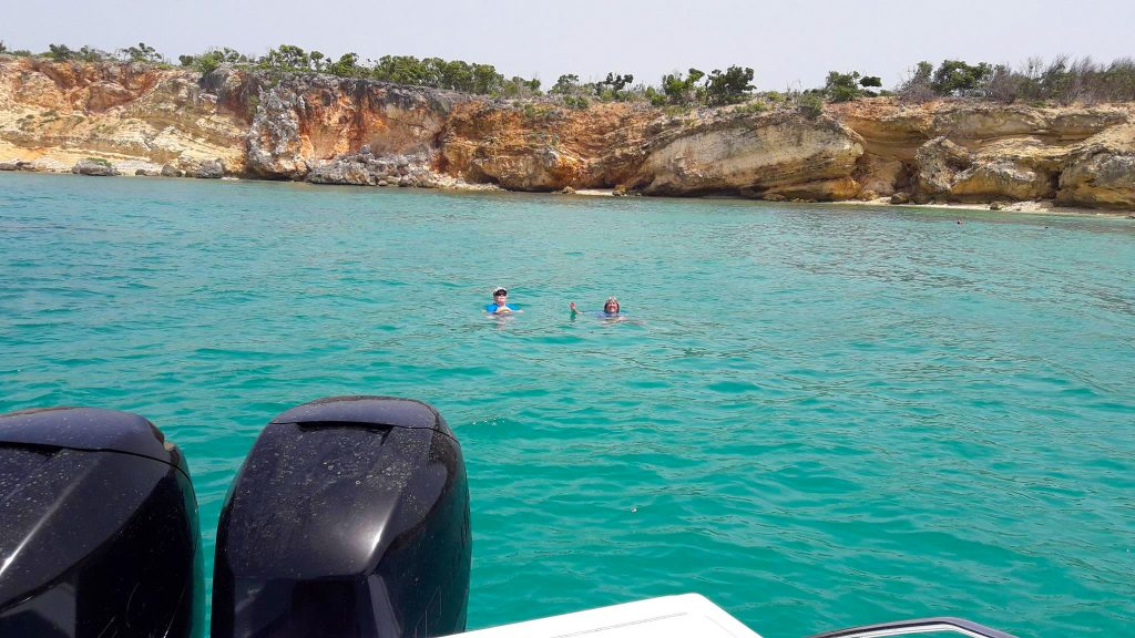 st maarten three island snorkeling cruise excursions