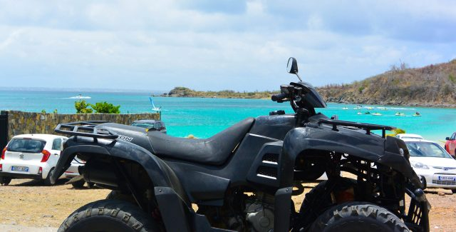 ATV Tours St Maarten Beaches