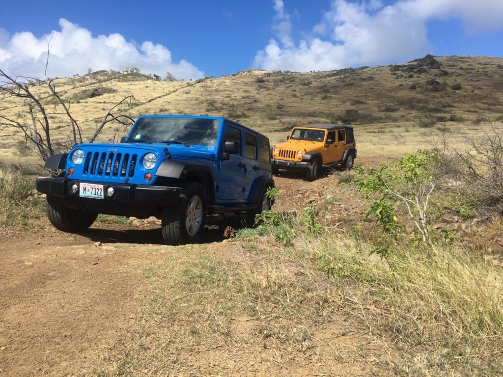 st maarten jeep tours