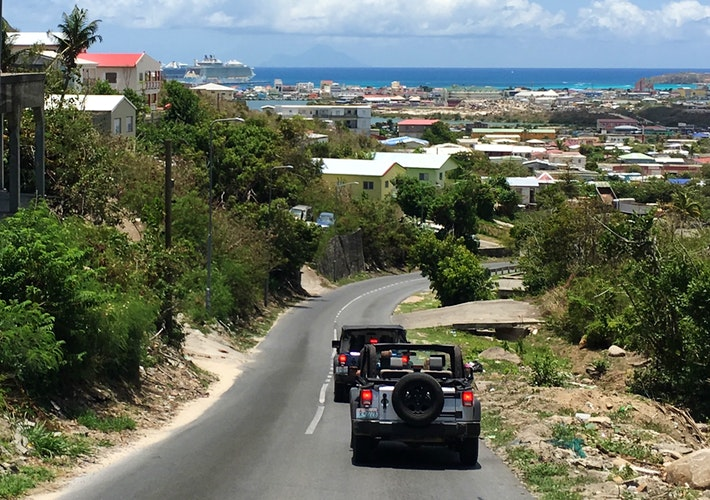 jeep tours in st maarten