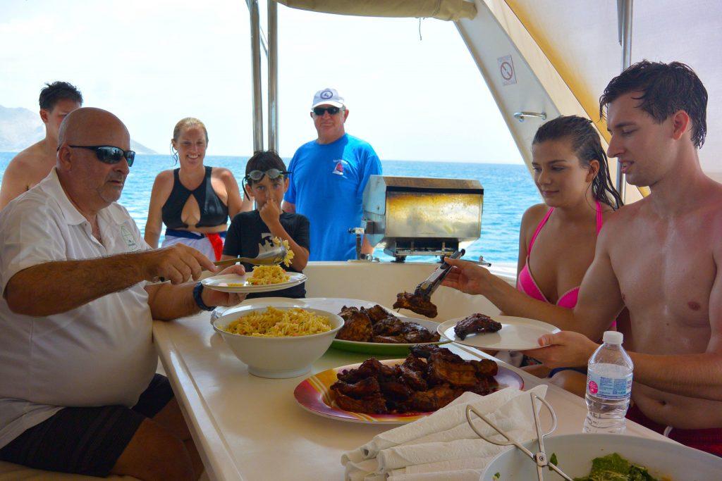Private Catamaran Charters in St Maarten