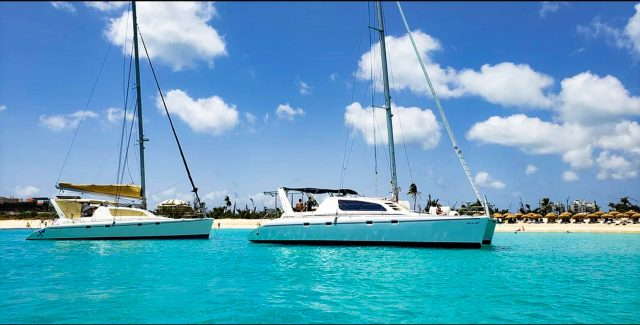 Private Catamaran Charters in St Maarten