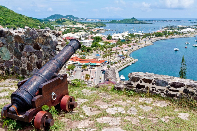 St Maarten Island Tour
