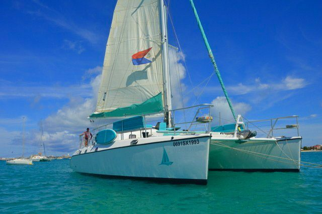 St Martin Catamaran Tour