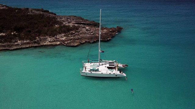 St Martin Catamaran Tour